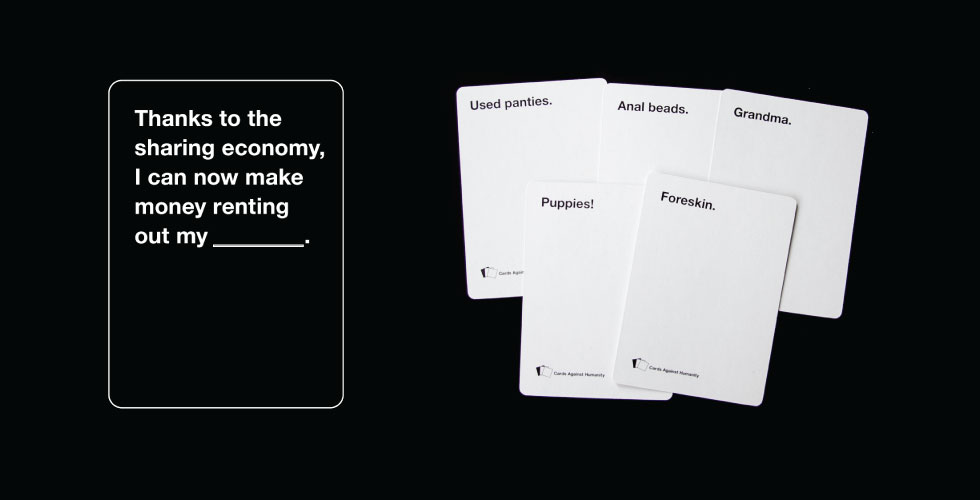 dickfingers cards against humanity