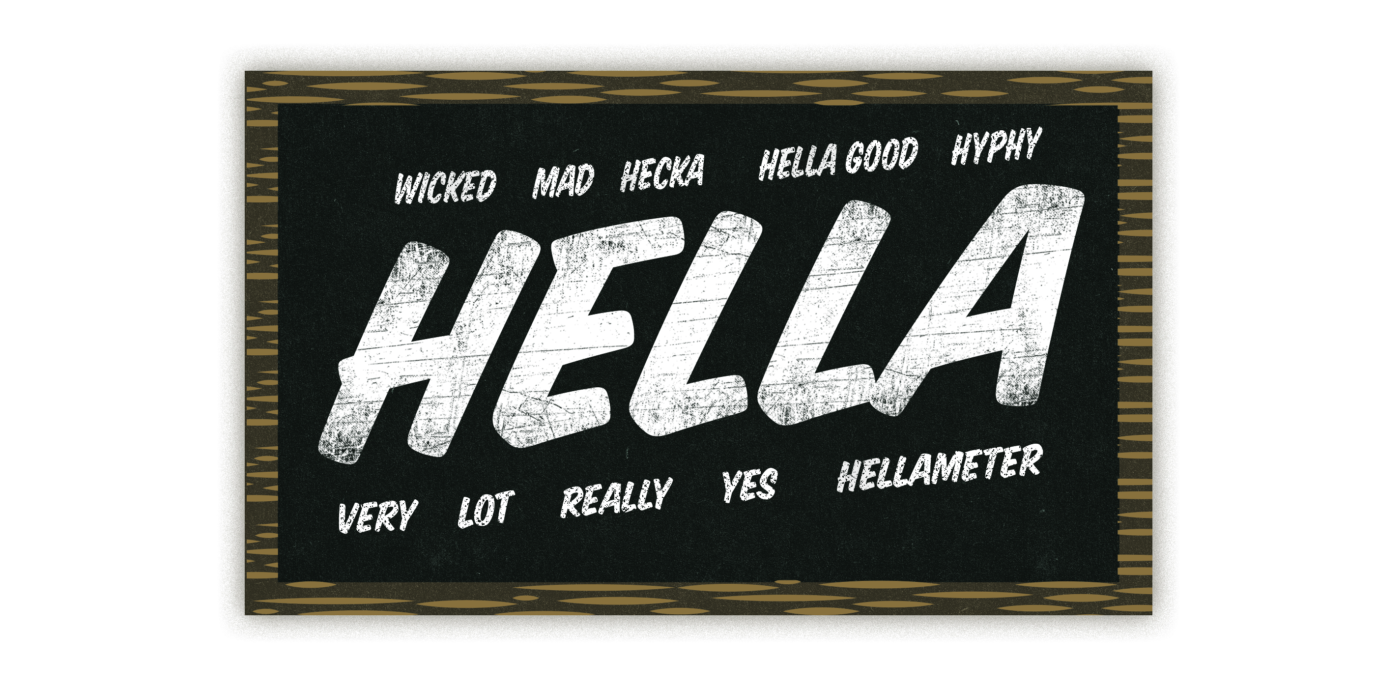 Hella Facts About the Word Hella