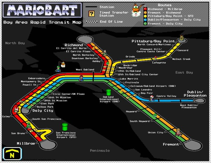 Mario-bart-map-sf-oakland-train-2012-dave-delisle-davesgeekyideas