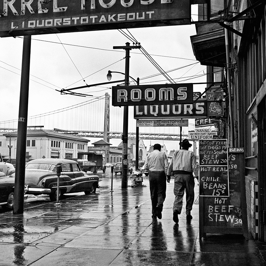An 89 year olds magical photos of old san francisco the bold italic san francisco